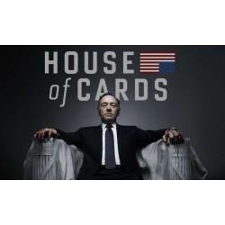 House of Cards (1ª -6ª temporada) - DVD