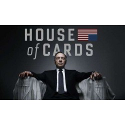 House of Cards (1ª -6ª temporada) - BD