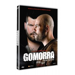 Gomorra t3 - DVD