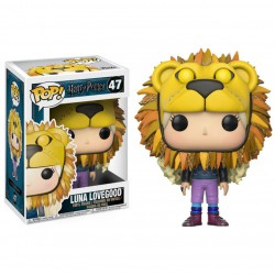 FUNKO POP LUNA WITH LION HEAD (H. POTTER