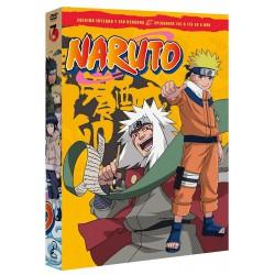 Naruto box 7 episodios 151 a 175 - DVD