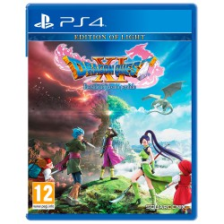 Dragon Quest XI Ecos de un pasado perdido - PS4