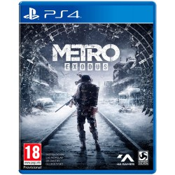Metro Exodus Day1 Edition - PS4