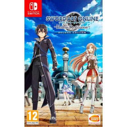 Sword Art Online - Hollow Realization Deluxe Edition - SWI