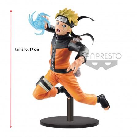 Figura Naruto Uzumaki Shippuden Vibration Stars 17cm