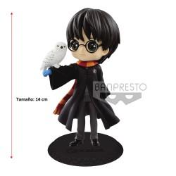 Figura Harry Potter II Q Posket 14cm