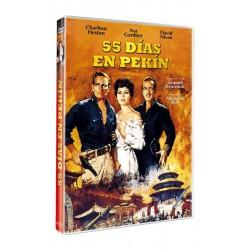 55 días en pekín   - DVD
