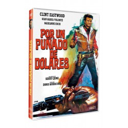 Por un puñado de dólares  - DVD