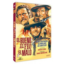 El bueno, el feo y el malo   - DVD
