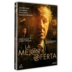 La mejor oferta   - DVD