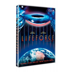 Lifeforce (fuerza vital)   - DVD