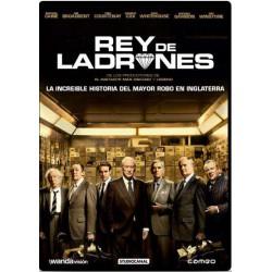 Rey de ladrones - DVD