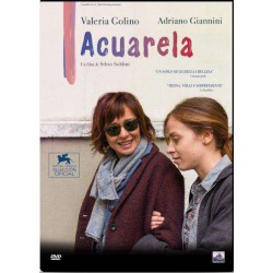 Acuarela - DVD