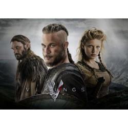 Pack vikingos 1-5 - BD