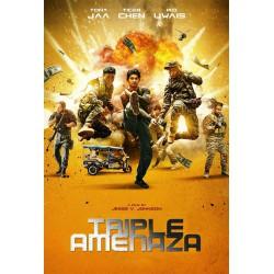 Triple amenaza (Triple threat) - BD