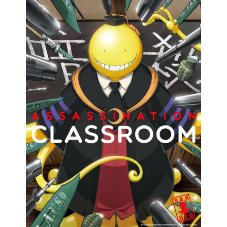 Assassination Classroom (Serie completa) - DVD
