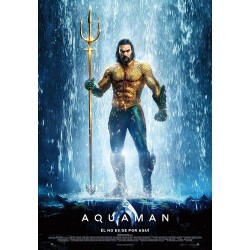 Aquaman  3D + 2D - BD