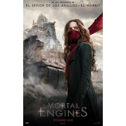 Mortal Engines UHD