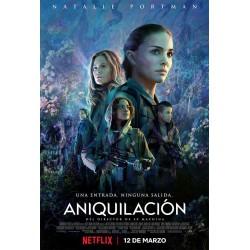 Aniquilación - DVD