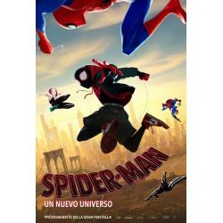 Spider-Man - Un nuevo universo (BD3D) - BD
