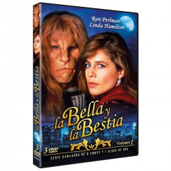 La Bella y la Bestia - Volumen 1 - DVD