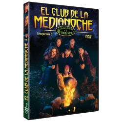 El Club de la medianoche - Temporada 3 - DVD