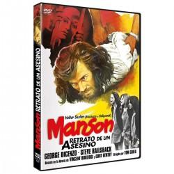 Manson, retrato de un asesino - DVD