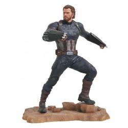 Figura Capitán América Vengadores 3 PVC 23cm