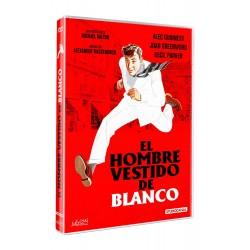 El hombre vestido de blanco - DVD