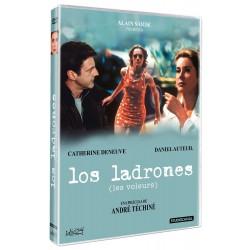 Los ladrones (Les voleurs) - DVD