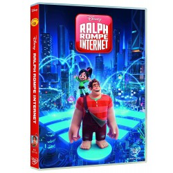 Ralph Rompe Internet - DVD