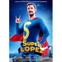 Superlópez - DVD