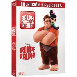 Rompe Ralph + Ralph Rompe Internet - BD