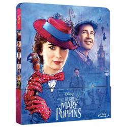 El regreso de Mary Poppins (Steelbook) - BD