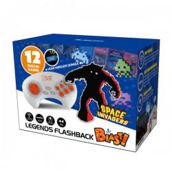 Consola Blast Legends Flashback (12 Videojuegos)