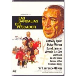 SANDALIAS DEL PESCADOR,LAS WAR - DVD
