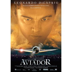 AVIADOR,EL FOX - DVD