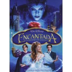 ENCANTADA:HISTORIA DE GISELLE DISNEY - DVD