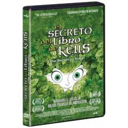 El secreto del libro de Kells - DVD