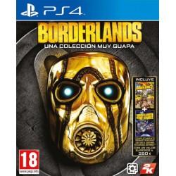 Borderlands Una Colección Muy Guapa - PS4