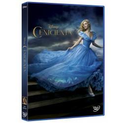 CENICIENTA (personaje real) DISNEY - DVD