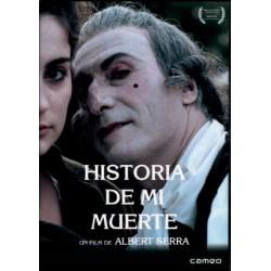 Historia de mi muerte - DVD