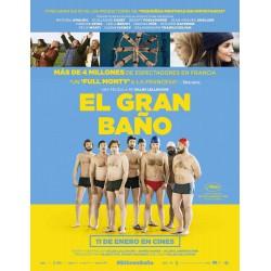 El gran baño (dvd) - DVD