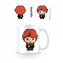Taza Chibi Ron Weasly 320ml (Harry Potter)