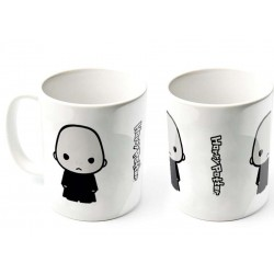 Taza Chibi Lord Voldemort 320ml (Harry Potter)