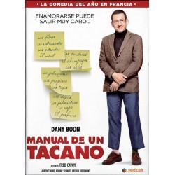 MANUAL DE UN TACAÑO CAMEO - DVD