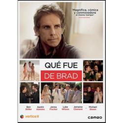 Qué fue de Brad - DVD