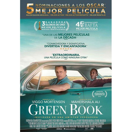 Green book (Steelbook) - BD