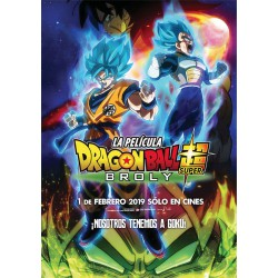 Dragon Ball Super: Broly - BD