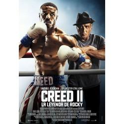 Creed II. La leyenda de Rocky UHD